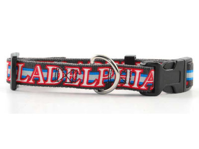 Philadelphia 76ers Medium Dog Collar