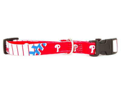 Philadelphia Phillies Large Dog Collar