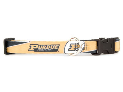 Purdue Boilermakers Medium Dog Collar
