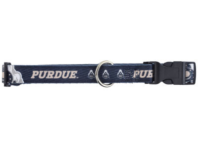 Purdue Boilermakers Large Dog Collar