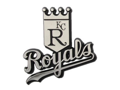 Kansas City Royals Auto Emblem