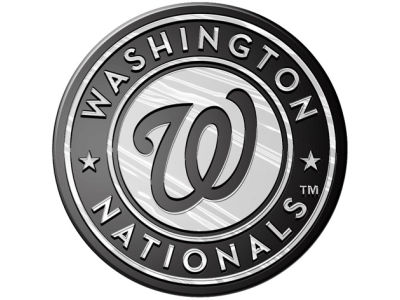 Washington Nationals Auto Emblem