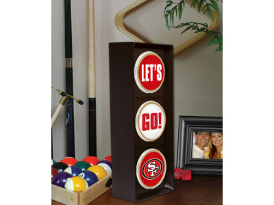 San Francisco 49ers Flashing Lets Go Light