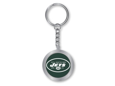 New York Jets Spinning Keychain