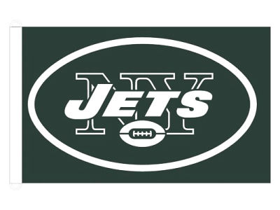 New York Jets 3x5ft Flag