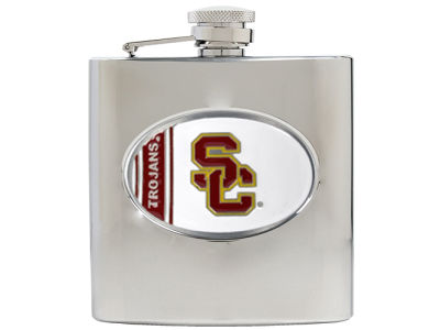 USC Trojans Hip Flask