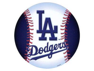 Los Angeles Dodgers 8in Car Magnet