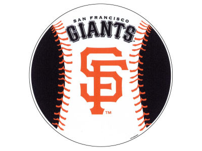 San Francisco Giants 8in Car Magnet