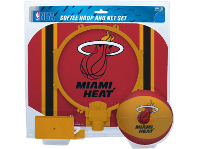 Miami Heat Slam Dunk Hoop Set