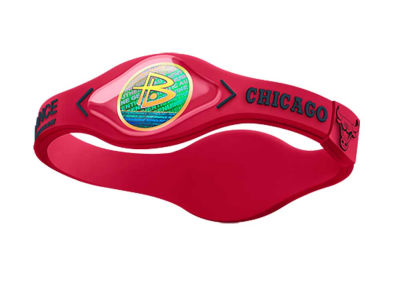 Chicago Bulls NBA Power Balance Band