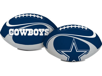 Dallas Cowboys Softee Goaline Football 8inch