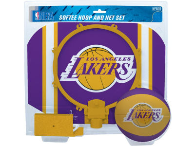 Los Angeles Lakers Slam Dunk Hoop Set