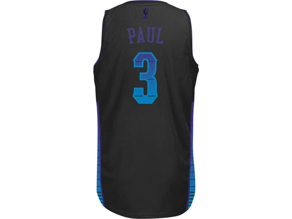 ea6d5d607 New Orleans Hornets Chris Paul adidas NBA Vibe Swingman Jersey ...