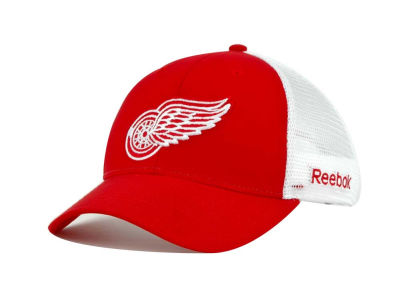 Detroit Red Wings Reebok NHL Sin Bin Cap