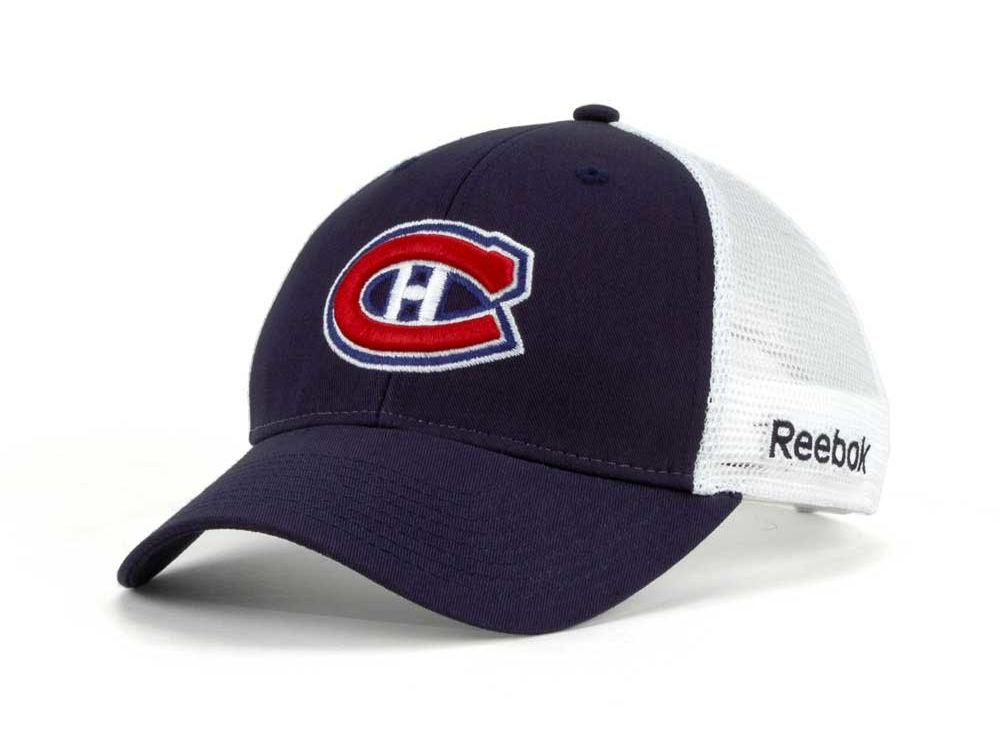 Montreal Canadiens Reebok NHL Sin Bin Cap  e544e3cb8824
