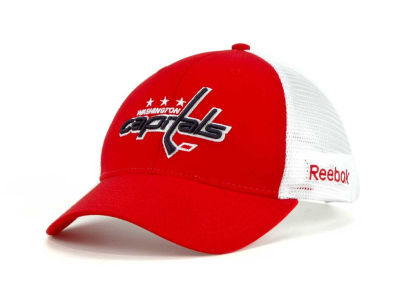 Washington Capitals Reebok NHL Sin Bin Cap
