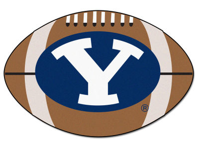 Brigham Young Cougars Football Mat