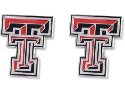 Texas Tech Red Raiders Logo Post Earrings