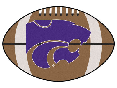 Kansas State Wildcats Football Mat