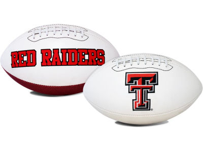 Texas Tech Red Raiders Signature Series Football