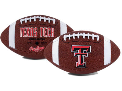 Texas Tech Red Raiders Game Time Football