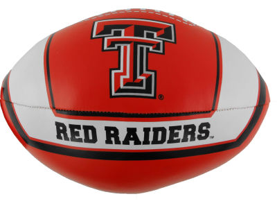 Texas Tech Red Raiders Softee Goaline Football 8inch