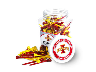 Iowa State Cyclones 175 Count Tee Jar