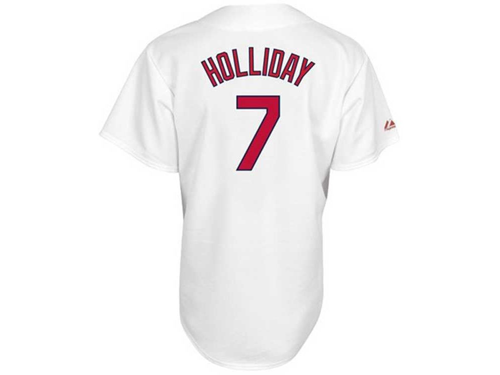 St. Louis Cardinals Matt Holliday Majestic MLB Youth Player Replica Jersey 8ddd454dc