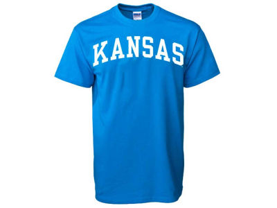 Kansas Jayhawks NCAA 2 for $25  NCAA Vertical Arch T-Shirt