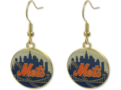 New York Mets MLB Earrings