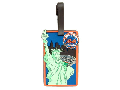 New York Mets Soft Bag Tag