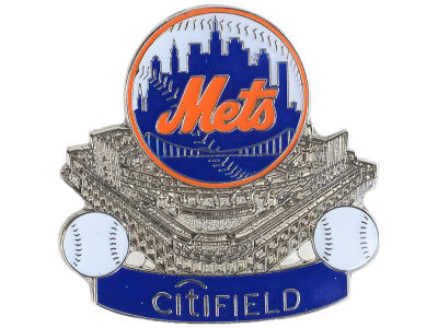 New York Mets Aminco Stadium Pin