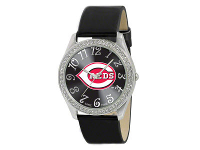Cincinnati Reds Glitz Ladies Watch