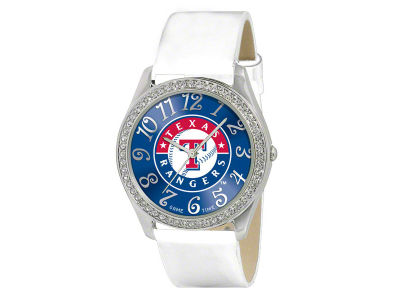 Texas Rangers Glitz Ladies Watch
