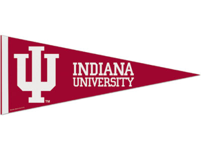 Indiana Hoosiers Wincraft 12x30in Pennant