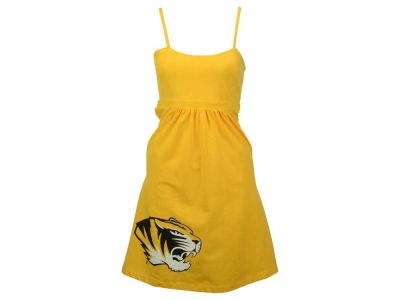 Missouri Tigers NCAA Womens Spaghetti Strap Dress