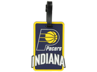 Indiana Pacers Soft Bag Tag