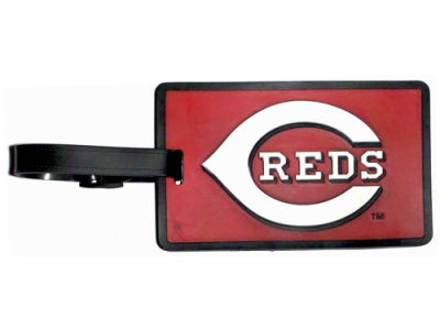 Cincinnati Reds Soft Bag Tag