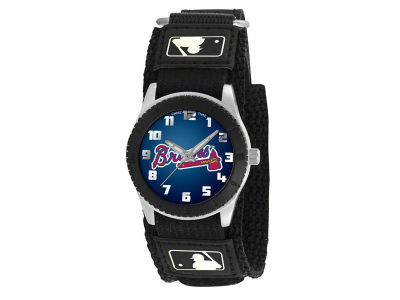 Atlanta Braves Rookie Kids Watch Black