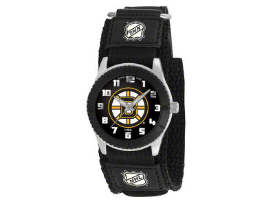 Boston Bruins Rookie Kids Watch Black
