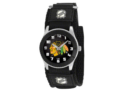 Chicago Blackhawks Rookie Kids Watch Black