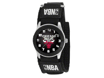Chicago Bulls Rookie Kids Watch Black