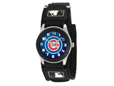 Chicago Cubs Rookie Kids Watch Black