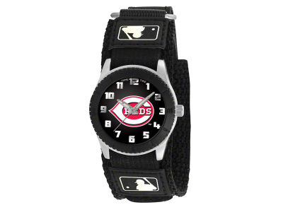 Cincinnati Reds Rookie Kids Watch Black
