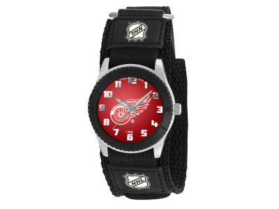 Detroit Red Wings Rookie Kids Watch Black