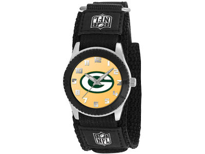 Green Bay Packers Rookie Kids Watch Black