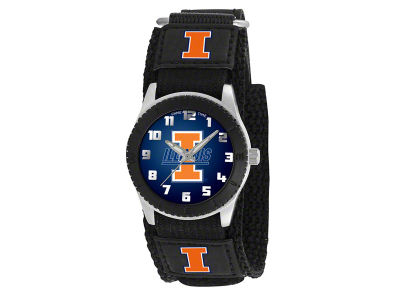 Illinois Fighting Illini Rookie Kids Watch Black