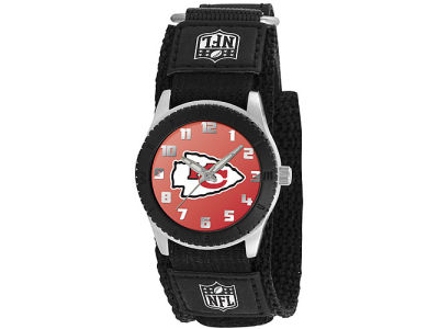 Kansas City Chiefs Rookie Kids Watch Black
