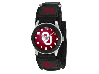 Oklahoma Sooners Rookie Kids Watch Black