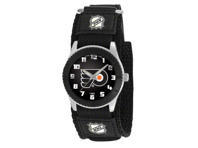 Philadelphia Flyers Rookie Kids Watch Black